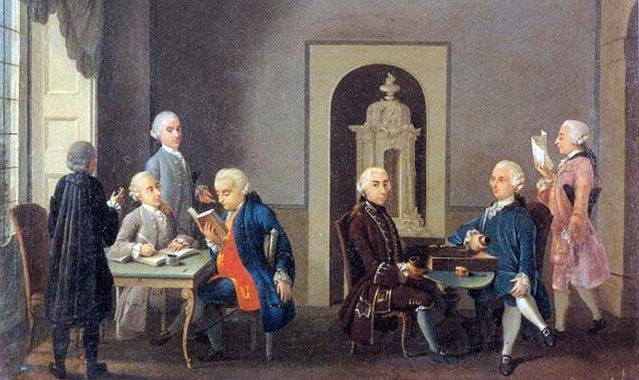 L'Accademia dei Pugni con Pietro Verri