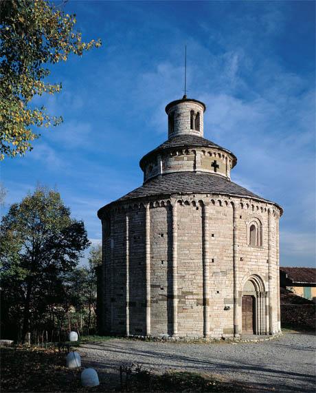 Storia di Venezia - Almenno S. Bartolomeo, Tempio di S. Tomè