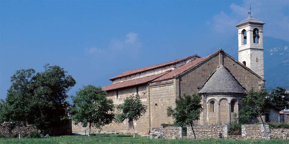 Storia di Venezia - Almenno S. Salvatore, Chiesa di S. Giorgio