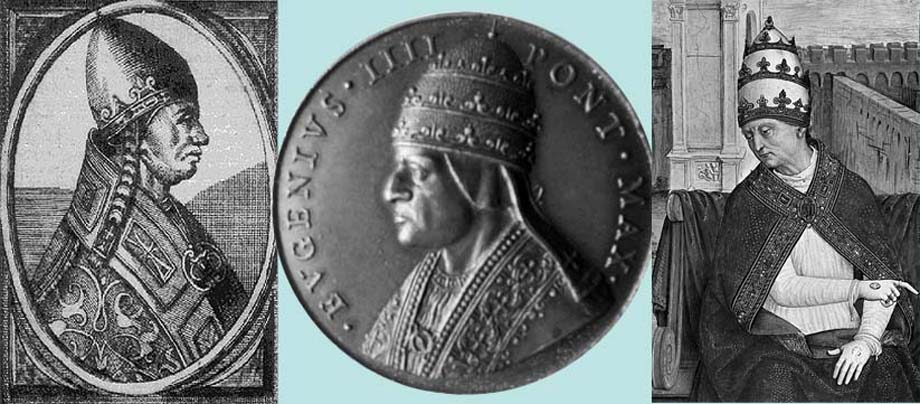 Storia di Venezia, battaglia di Salvore: I Papi delle indulgenze alla chiesa di Salvore