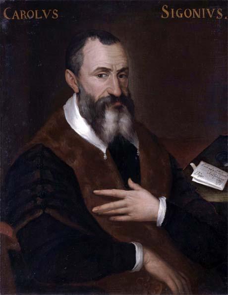 Storia di Venezia, Carlo Sigonio