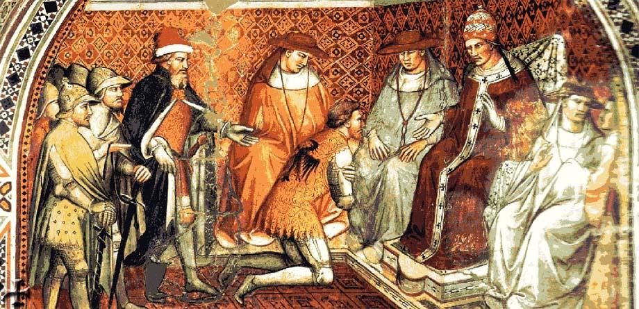 Storia di Venezia, Sottomissione di Barbarossa ad Alessandro III in Venezia
