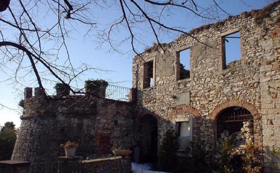 Storia di Venezia - Il castello di San Vigilio a Bergamo