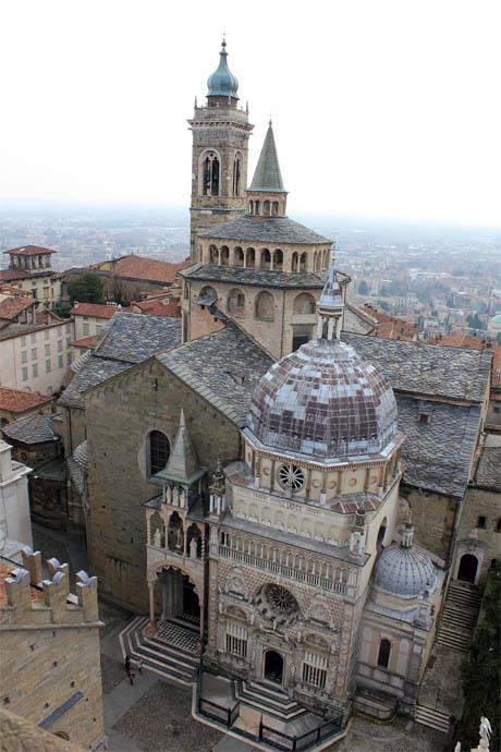 """La """"Cappella di Città"""" di Bergamo, meglio nota come """"Duomo"""""""