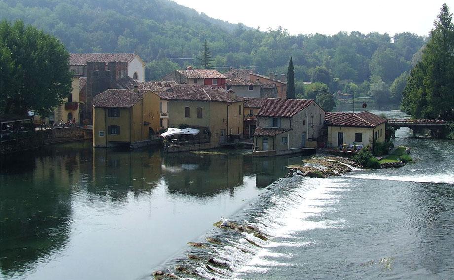 Storia di Venezia - Borghetto di Valeggio sul Mincio