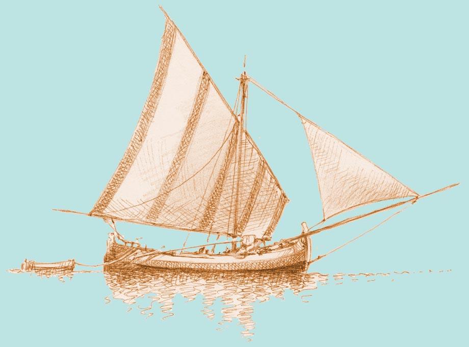 Storia di Venezia, la brazzara che (forse) salvò il Pesaro dall'arresto