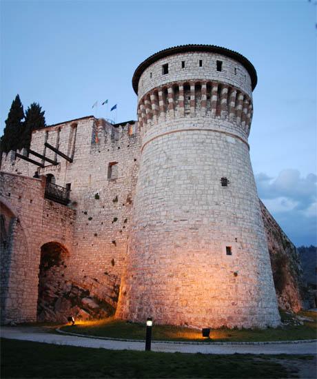 Storia di Venezia - Il Castello di Brescia