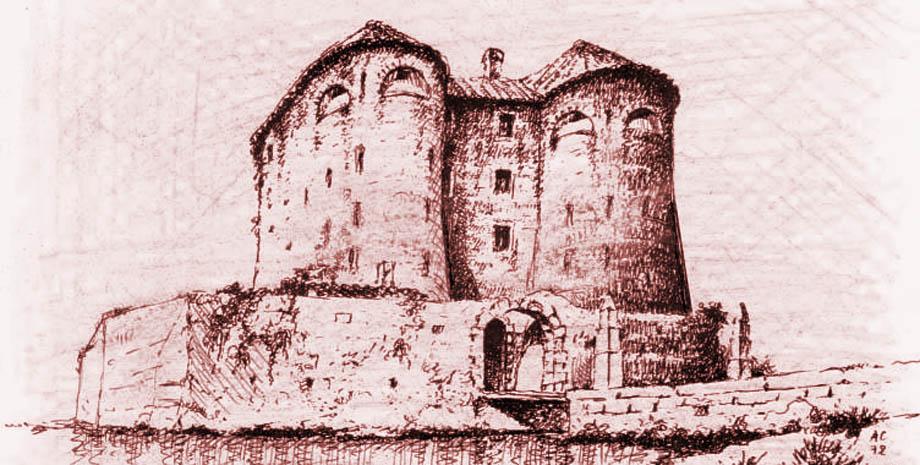 Storia di Venezia - Castel Leone a Capodistria