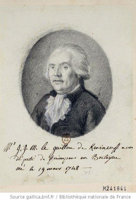 Jean-Marie Le Guillou de Kérincuff