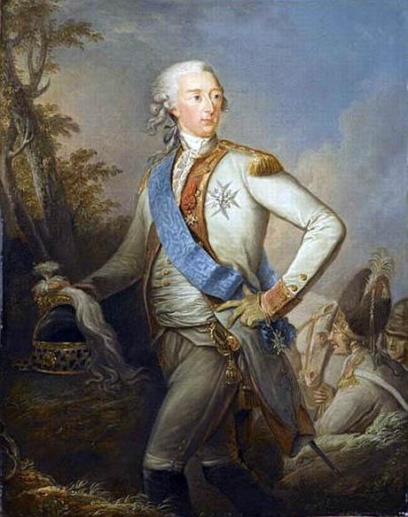 Louis Joseph, Principe di Condé
