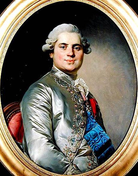 Storia di Venezia - Il Conte di Lilla e di Provenza, poi Luigi XVIII