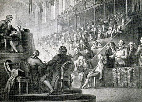Convenzione Nazionale Francese