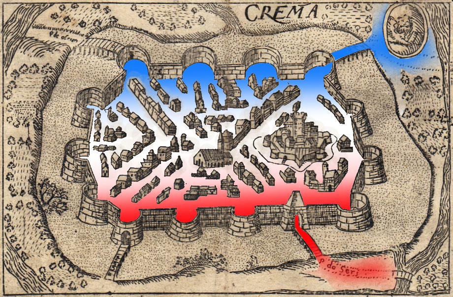 Storia di Venezia - Crema invasa dai Francesi