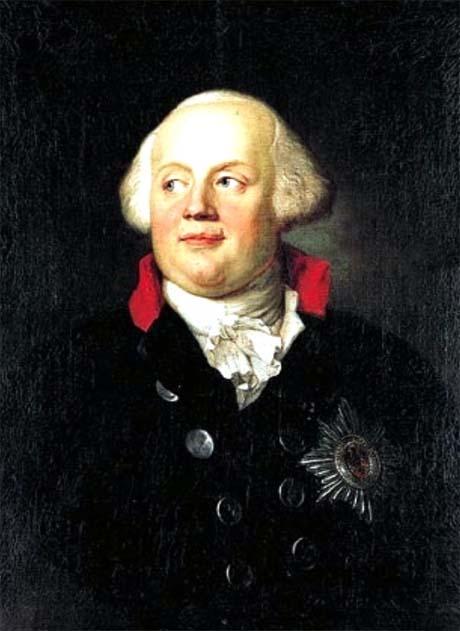 Federico Guglielmo II di Prussia