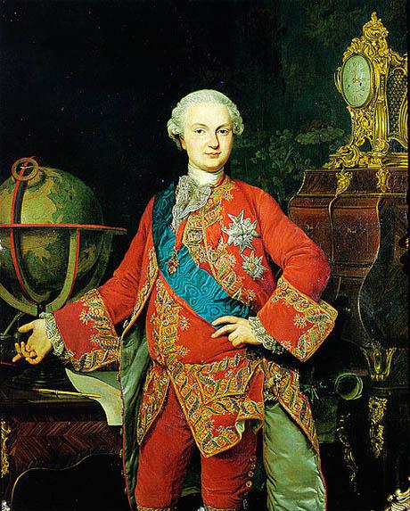 Ferdinando I di Borbone, Duca di Parma e Piacenza