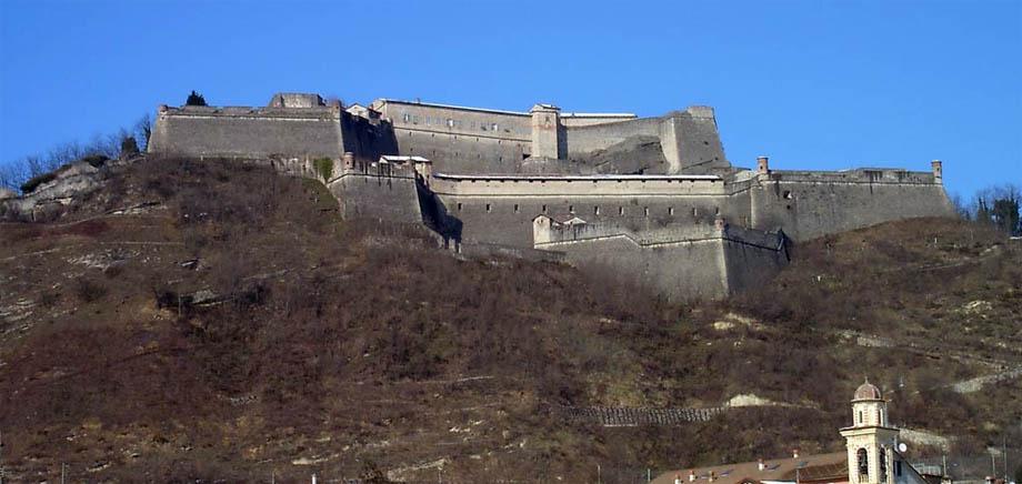 Fortezza di Gavi