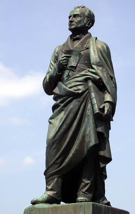 Emmanuel, conte di Las Cases, storico e geografo