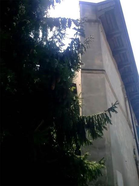 Storia di Venezia - La casa dei conti Golani presso la quale visse Lugi XVIII a Verona