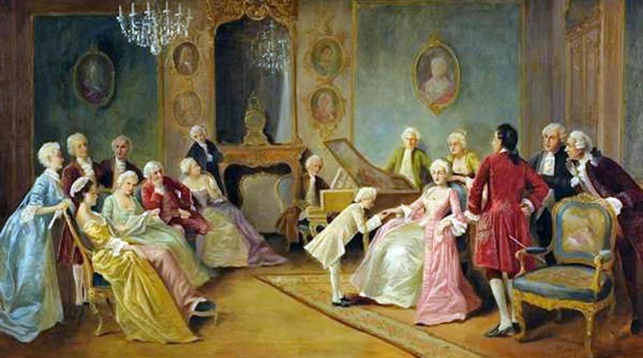 Storia di Venezia, la Corte di Vienna