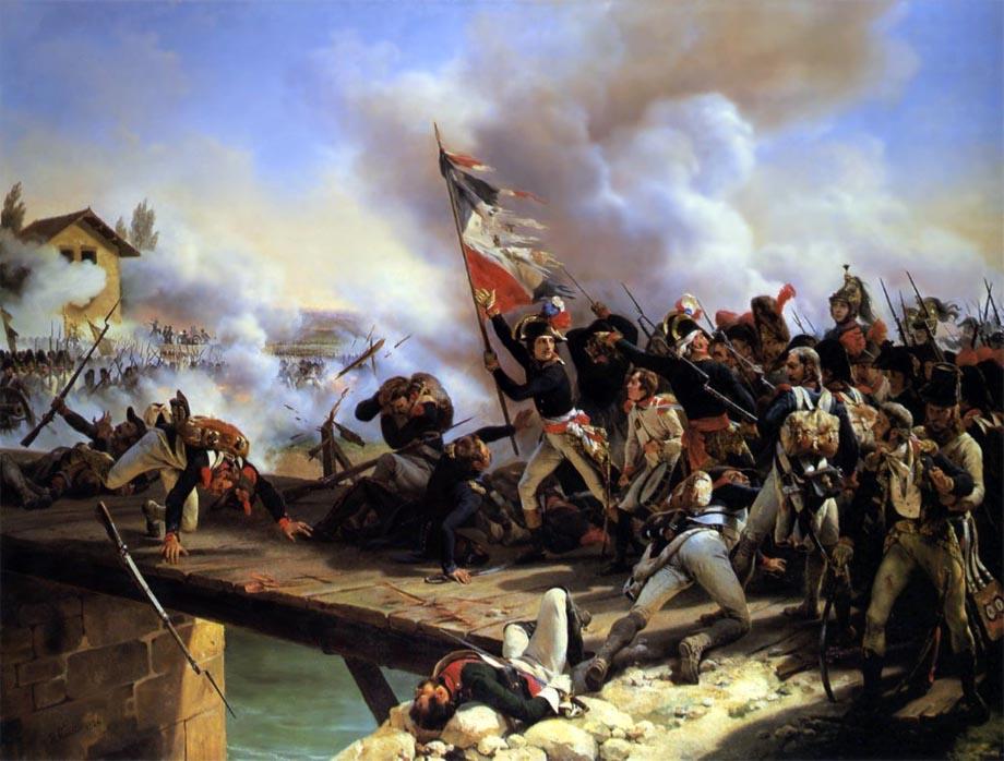 Storia di Venezia - Napoleone ad Arcole