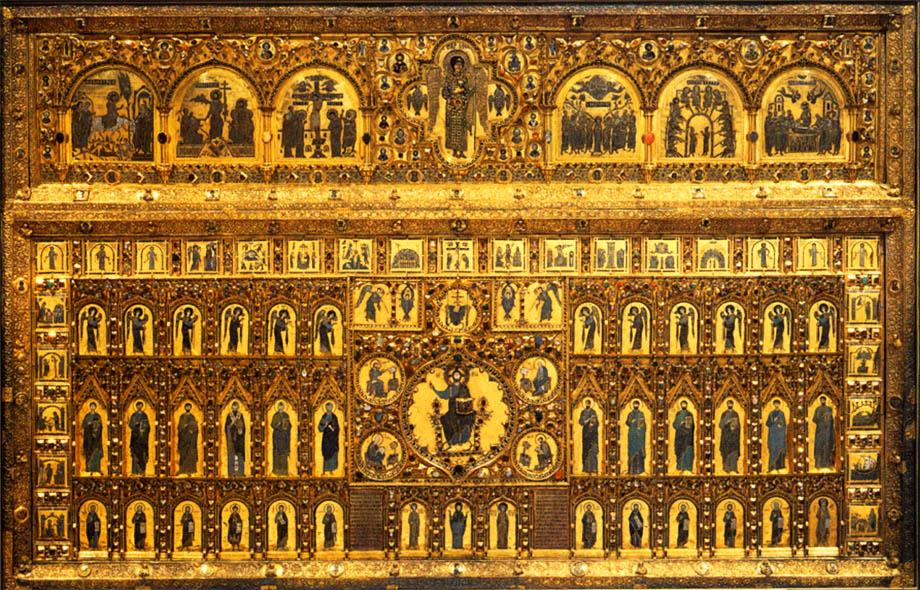 Cristoforo tentori raccolta cronologico ragionata di for Pala de oro