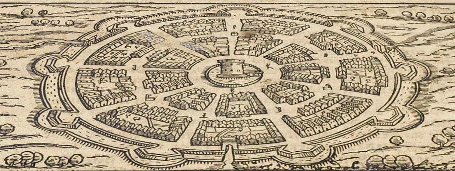 Storia di Venezia - Fortezza di Palmanova