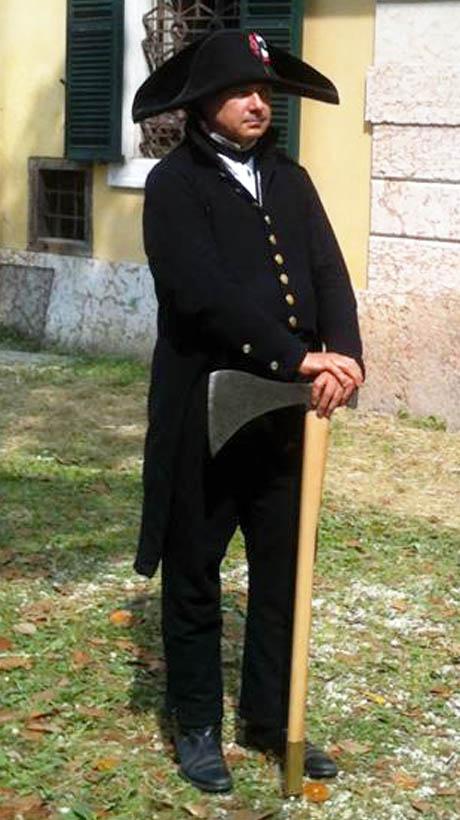 Aiutante di Campo Capitano Paolo Foramitti