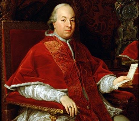 Storia di Venezia - Papa Pio VI