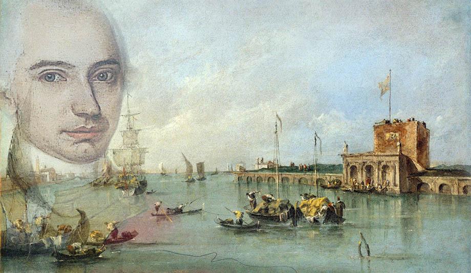Storia di Venezia, il Capitano Domenico Pizzamano, Deputato al Castello di Sant'Andrea e Porto di Lido
