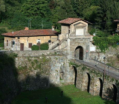 Storia di Venezia - Porta San Lorenzo Bergamo