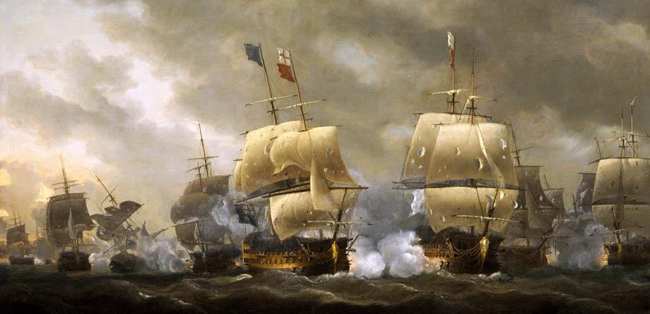 Battaglia navale della Baia di Quiberon nella Guerra dei Sette Anni