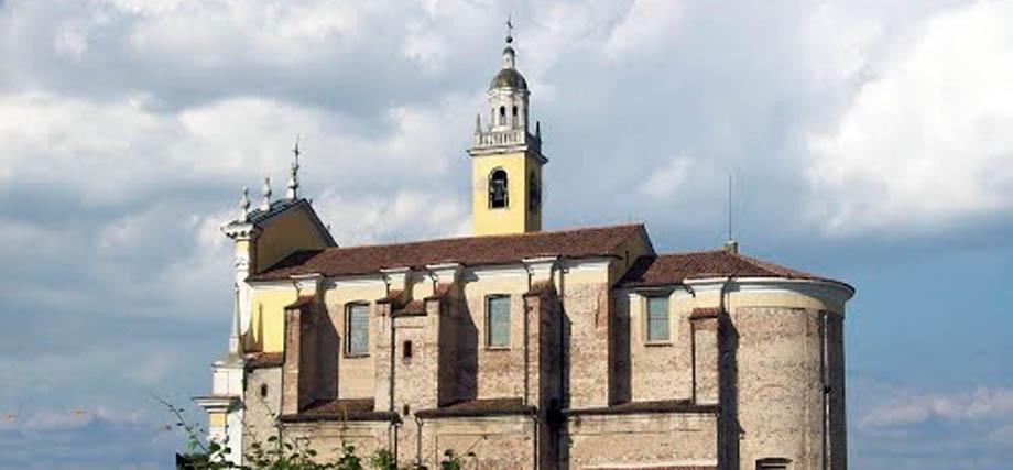 Storia di Venezia - Chiesa Parrocchiale di Roverbella