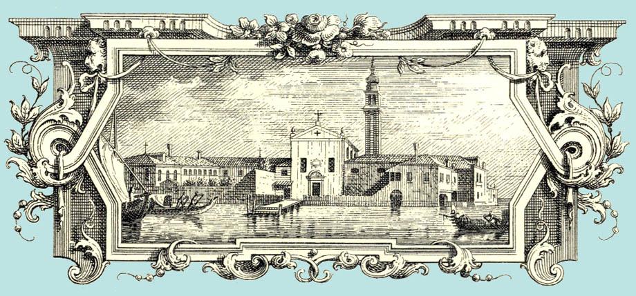 Storia di Venezia - Isole-monastero Veneziane: San Secondo