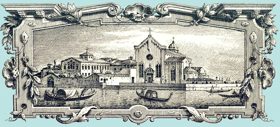 Storia di Venezia - Isole-monastero Veneziane: Sant'Elena