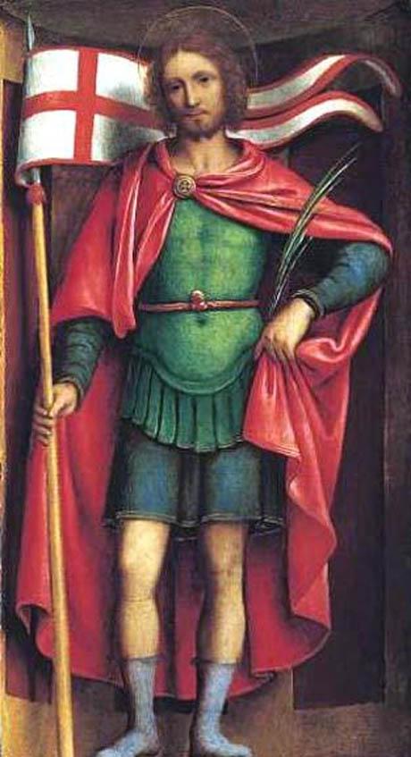 Sant'Alessandro, Patrono di Bergamo