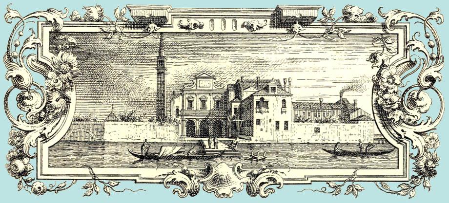 Storia di Venezia - Isole-monastero Veneziane: Santo Spirito