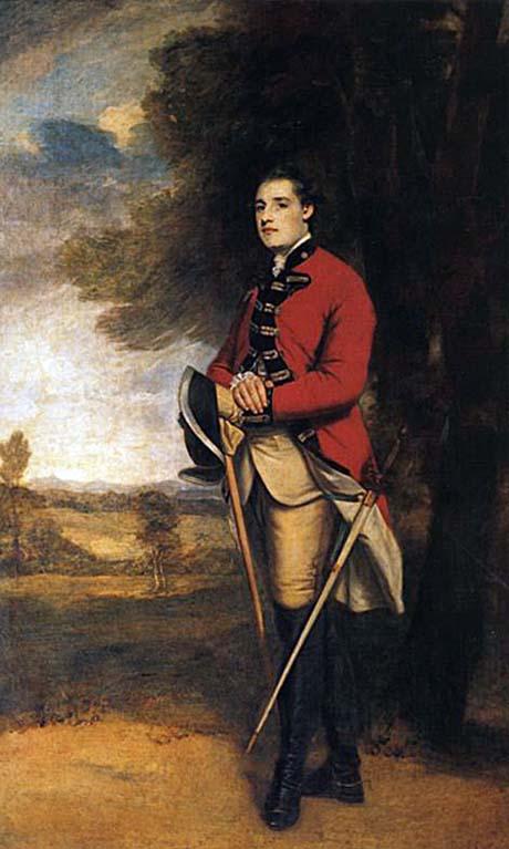 Storia di Venezia - Sir Richard Worsley, residente Inglese a Venezia nel 1793