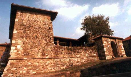 Storia di Venezia - Il castello natale di Bartolomeo Colleoni a Solza