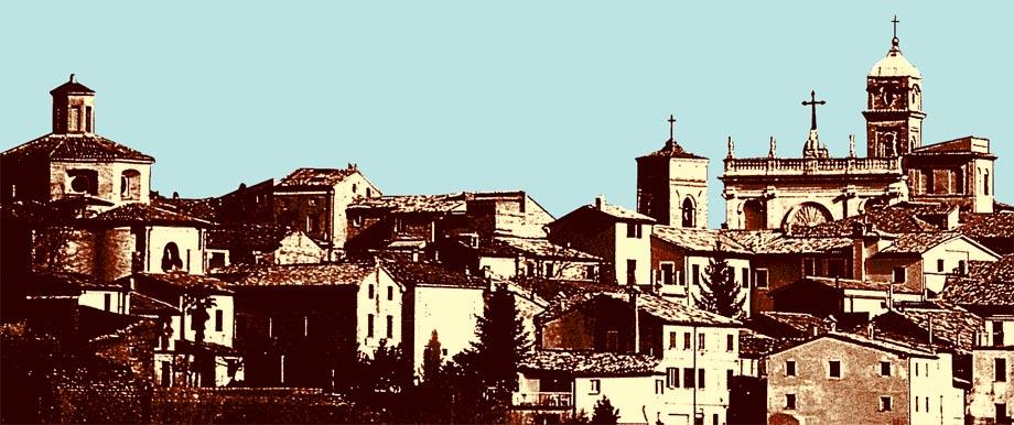 Storia di Venezia - Skyline di Tolentino