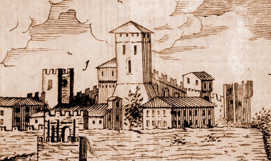 Storia di Venezia - Il Castello di San Piero a Verona