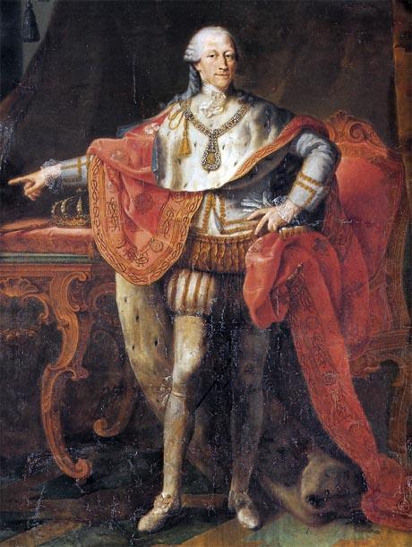 Vittorio Amedeo III di Savoia, Re di Piemonte e Sardegna all'epoca dei fatti. Sarà molto attivo inutilmente, nel promuovere una lega europea di difesa contro la propaganda ideologica dei Club parigini