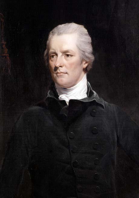 William Pitt l'Onesto, Primo Ministro inglese 1793