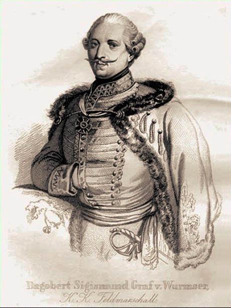 Storia di Venezia - Dagobert Sigismund von Wurmser