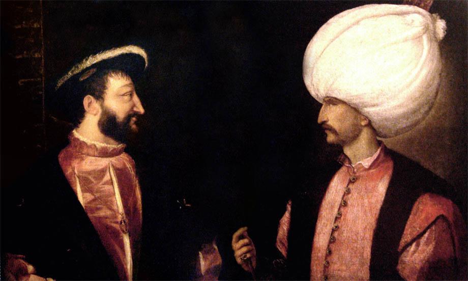 Storia di Venezia - Alleanza franco-ottomana, 1536