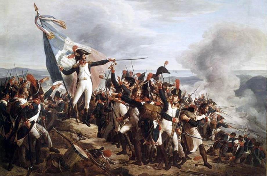 La Battaglia di Montenotte
