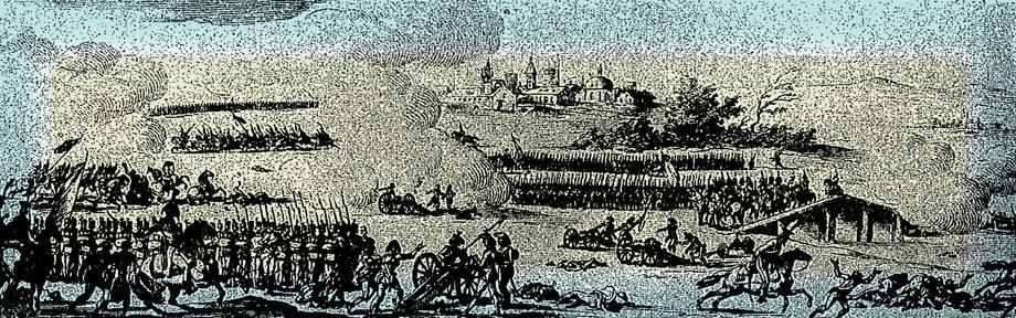 Storia di Venezia - Illustrazione dai Cahiers d'un volontaire de 91