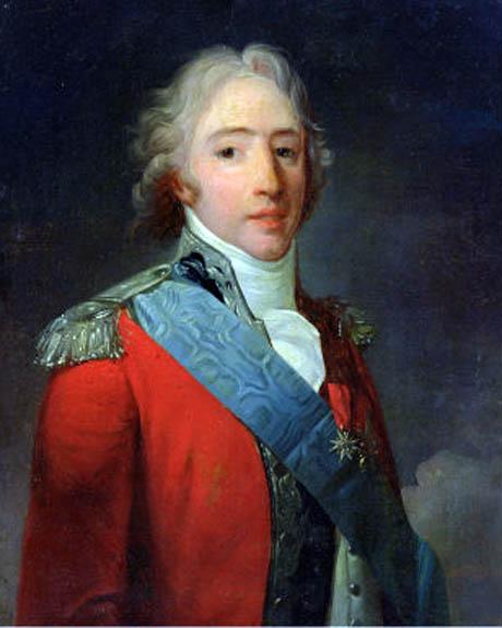 Carlo X di Borbone, conte d'Artois
